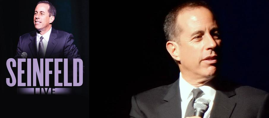 Jerry Seinfeld at Borgata Events Center