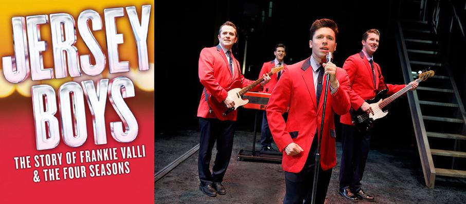 Jersey Boys at The Theater at Hard Rock Hotel and Casino Atlantic City
