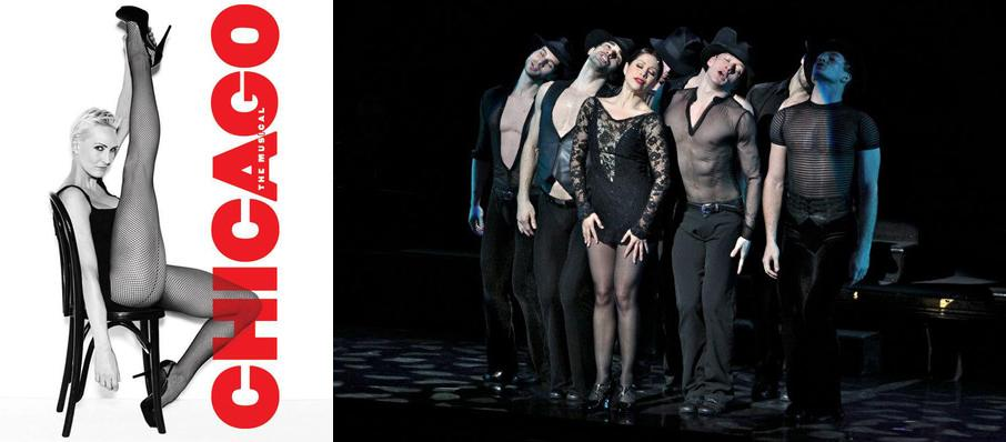 Chicago - The Musical at Sound Waves at Hard Rock Hotel and Casino