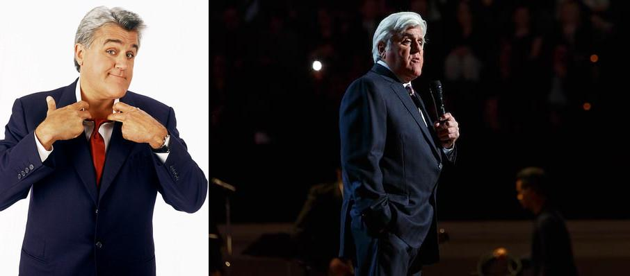 Jay Leno at Revel Ovation Hall
