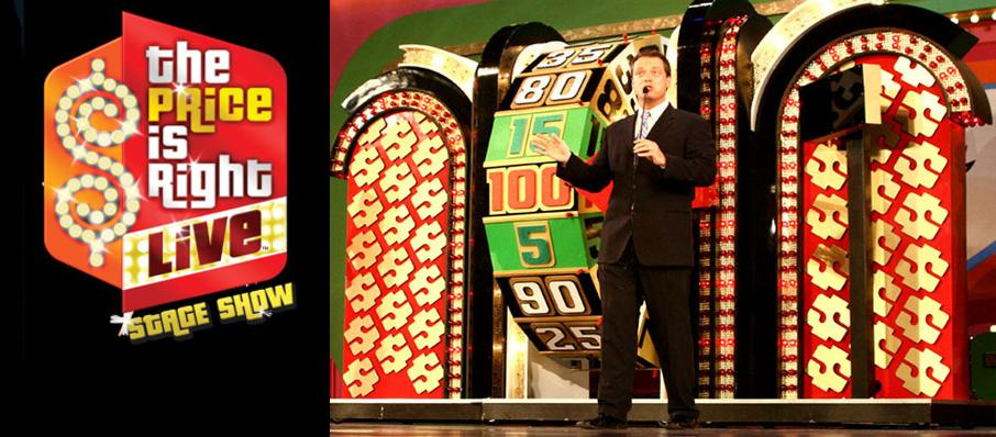 The Price Is Right - Live Stage Show at Harrah's