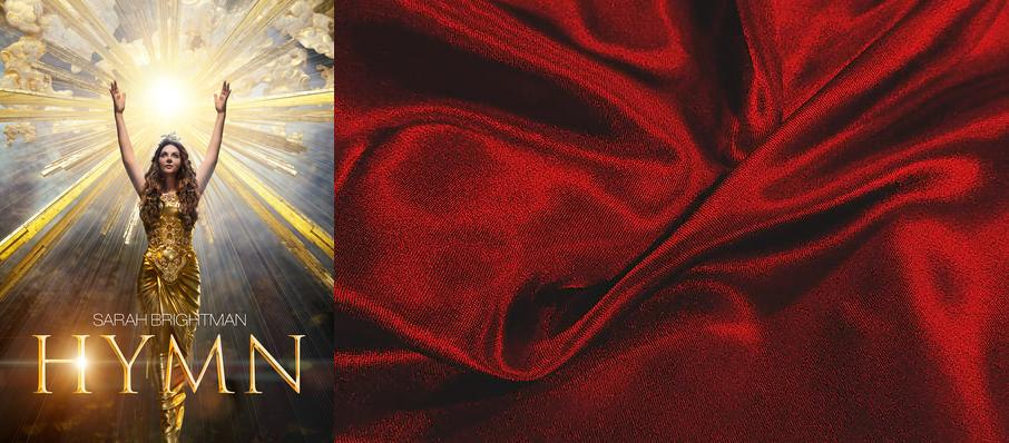 Sarah Brightman at Revel Ovation Hall