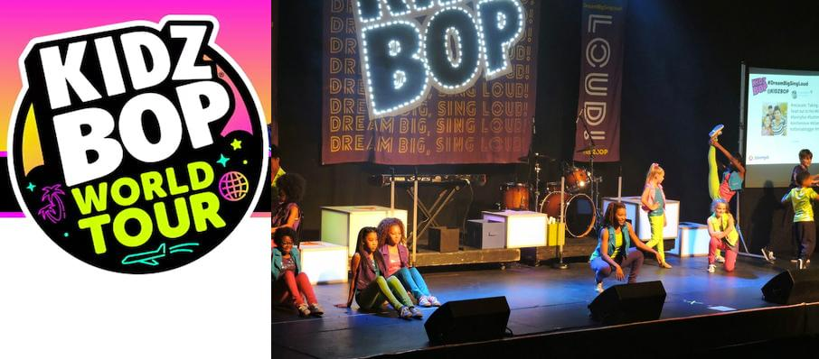 Kidz Bop Kids at Adrian Phillips Ballroom