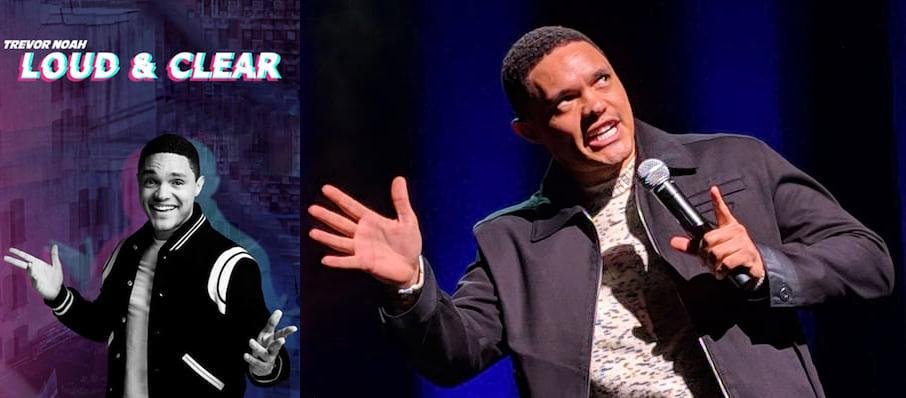 Trevor Noah at Borgata Events Center