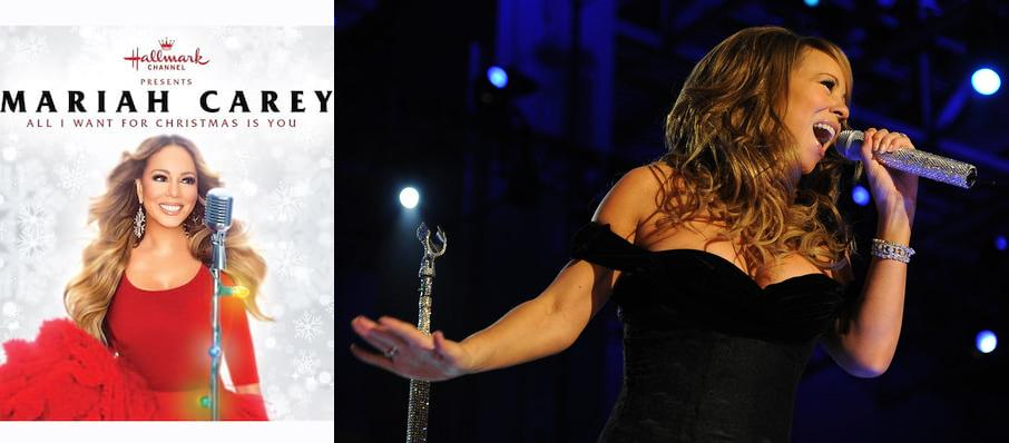 Mariah Carey at Etess Arena at Hard Rock and Hotel Casino
