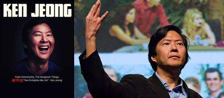 Ken Jeong at Borgata Events Center
