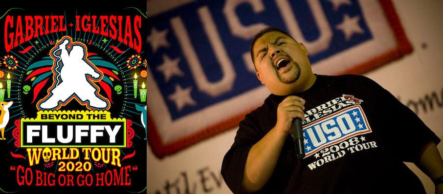 Gabriel Iglesias at Borgata Events Center