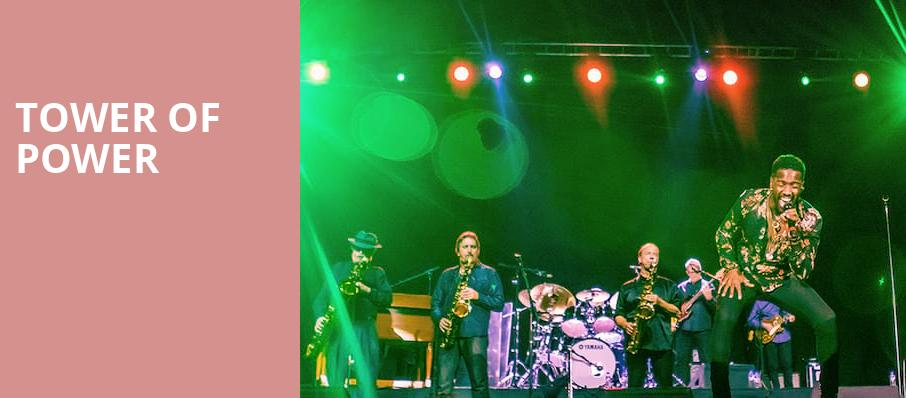 Tower of Power, Superstar Theater, Atlantic City
