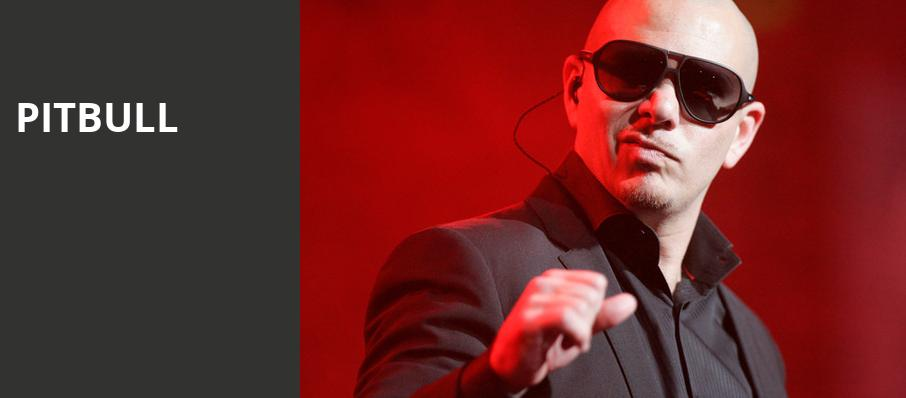 Pitbull, Etess Arena at Hard Rock and Hotel Casino, Atlantic City