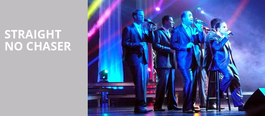 Straight No Chaser, Revel Ovation Hall, Atlantic City