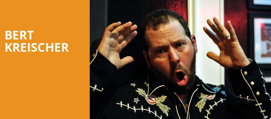 Bert Kreischer, Borgata Events Center, Atlantic City