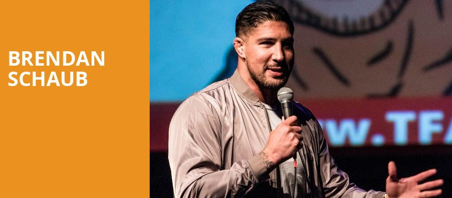 Brendan Schaub, Borgata Music Box, Atlantic City