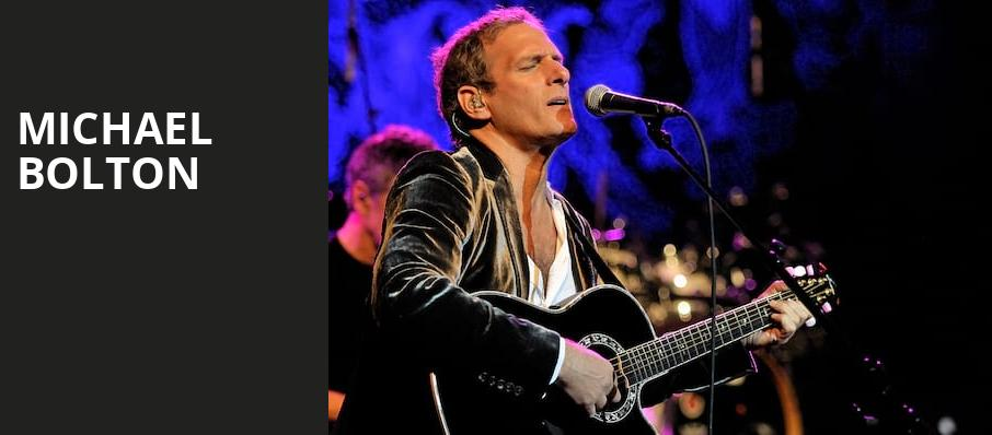 Michael Bolton, Golden Nugget, Atlantic City