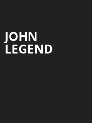 John Legend, Borgata Events Center, Atlantic City